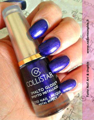 Smalti Collistar Gloss effetto Metallizzato