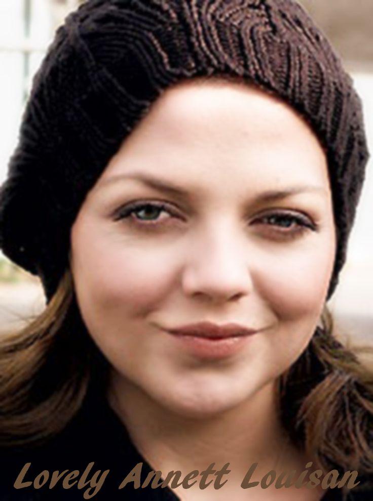 Lovely Annett Louisan - Edits