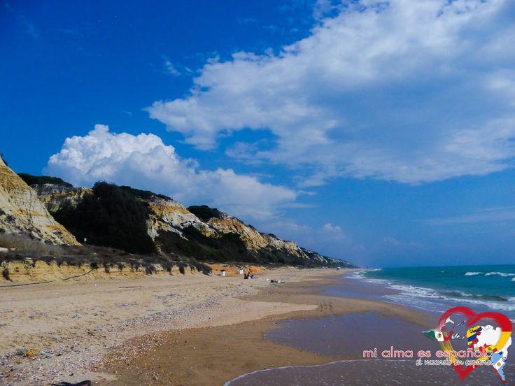 Playa de Rompeculos. Andalucía, España. #travel #summer #beach #Spain #sun #sea