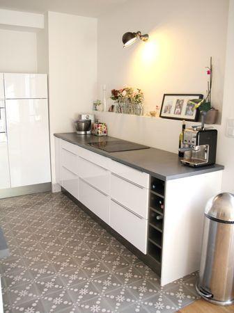 Guide déco carrelage cuisine - Tendance - Couleurs & Matières