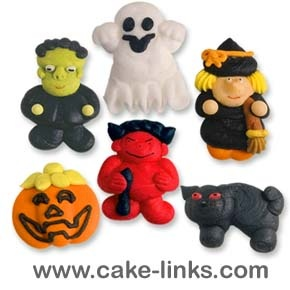 halloween cake decorations halloween sugar cake toppers