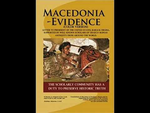 Macedonia- The truth first