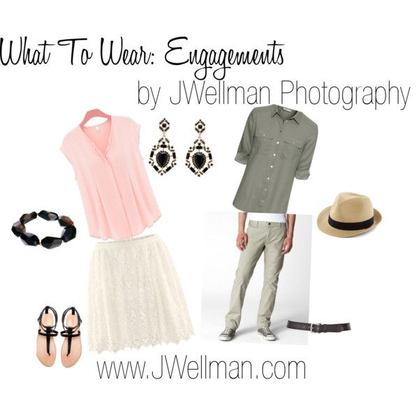 What to Wear to your Beach Engagement Photo Shoot by jwellmanphotography http://jwellman.com