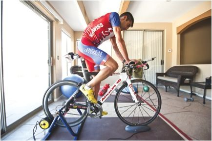 Only one hour to train? Here's what to do (from Triathlete Magazine)