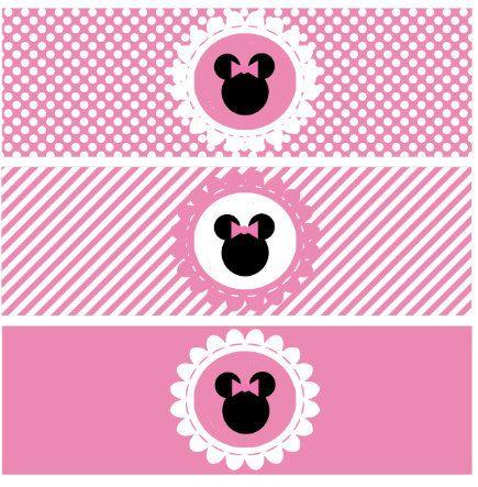 Stickers de Minnie para imprimir - Imagui