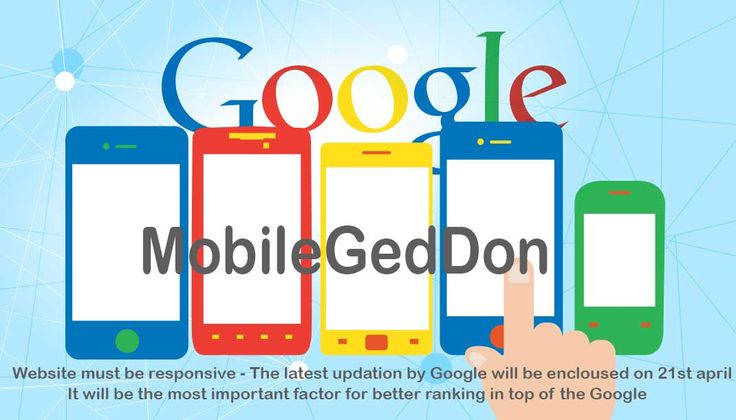 #Google is announcing latest update for mobile website on 21 April. Be ready to face its effects. And as per upcoming update being #responsive of a website will be an important factor to get ranking. See more at: #SitesSimply blog.