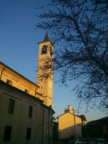 #Pisano ( #Novara #Piedmont #Italy ) #church