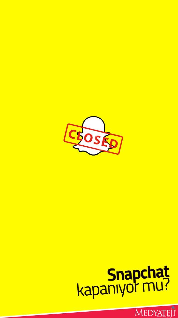 """Sosyal medya devi #snapchat'e ne olacak? #Facebook'un satın alma isteğine """"red"""" cevabı veren firma, #Instagram ve #Messenger'e gelen yenilikler ile kan kaybetmeye devam ediyor.."""