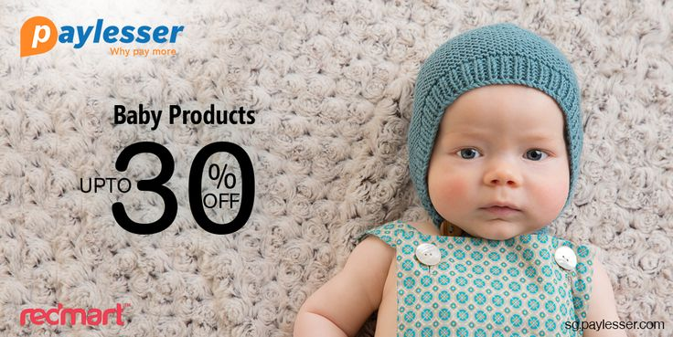 Dont guess what your baby need ! Shop for your baby-UPTO 30% OFF on baby products at #REDMART. Click here...>http://goo.gl/F4ajf2