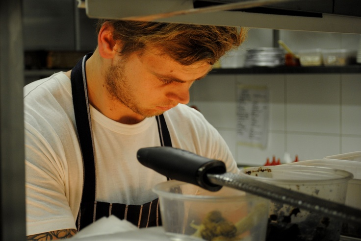 Nick Stanton: Head Chef