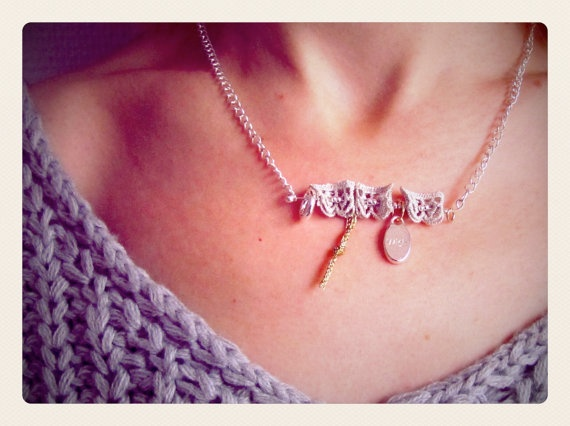 Wish Necklace by SKRIN on Etsy, €15.00