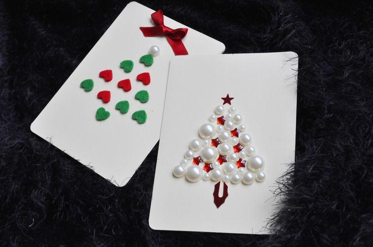 Christmas Cards ❤ #Handmade #Craft