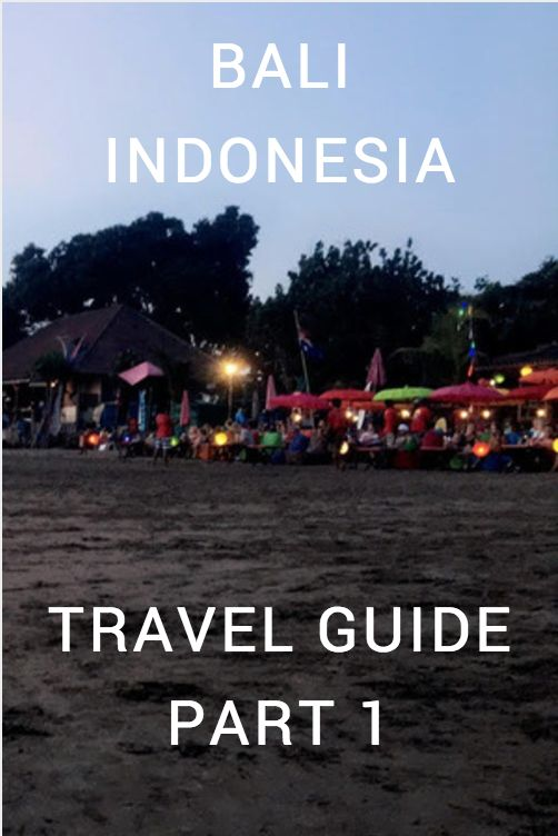 Bali, Indonesia Travel Guide Part 1, read about where to stay in Bali, places to eat, things to do and more! Don't forget to repin if you found it useful!