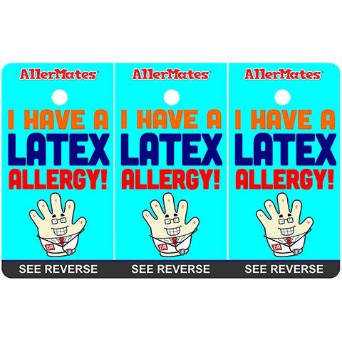 Latex allergy healthcare
