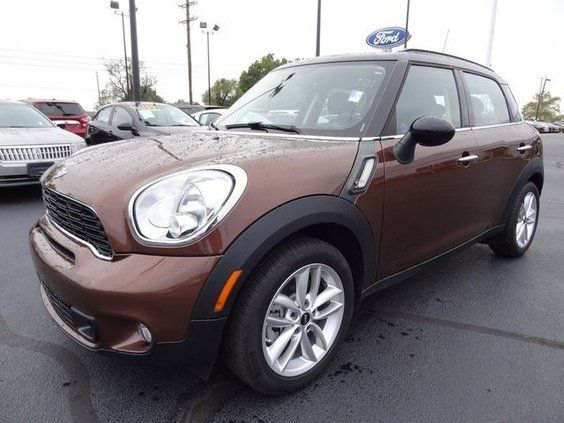 2013 Mini Cooper Countryman S FWD | Town and Country Ford | 6015 Preston Highway Louisville & 148 best Mini Cooper images on Pinterest | Car Mini coopers and ... markmcfarlin.com