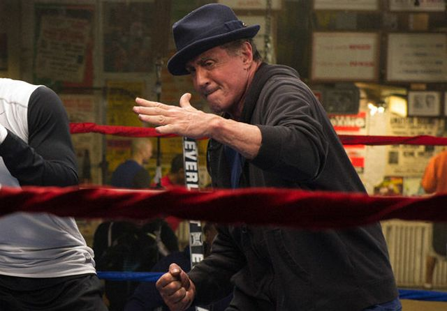 Sylvester Stallone Teases Creed 2 Plans, Shoots Down Rambo V.