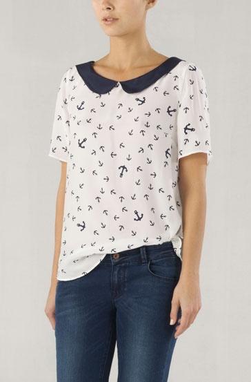 Massimo Dutti blouse £50: Style Nori, Hawt Stylez, Style Pinboard