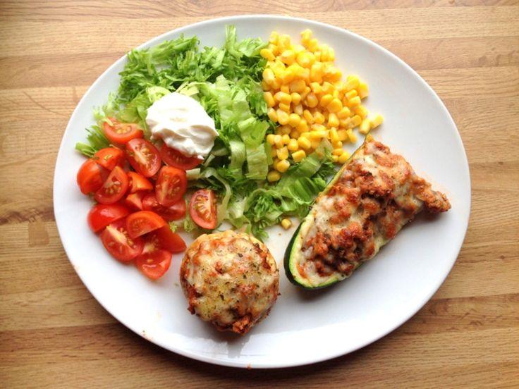 lindastuhaug | Fylte grønnsaker - lindastuhaug