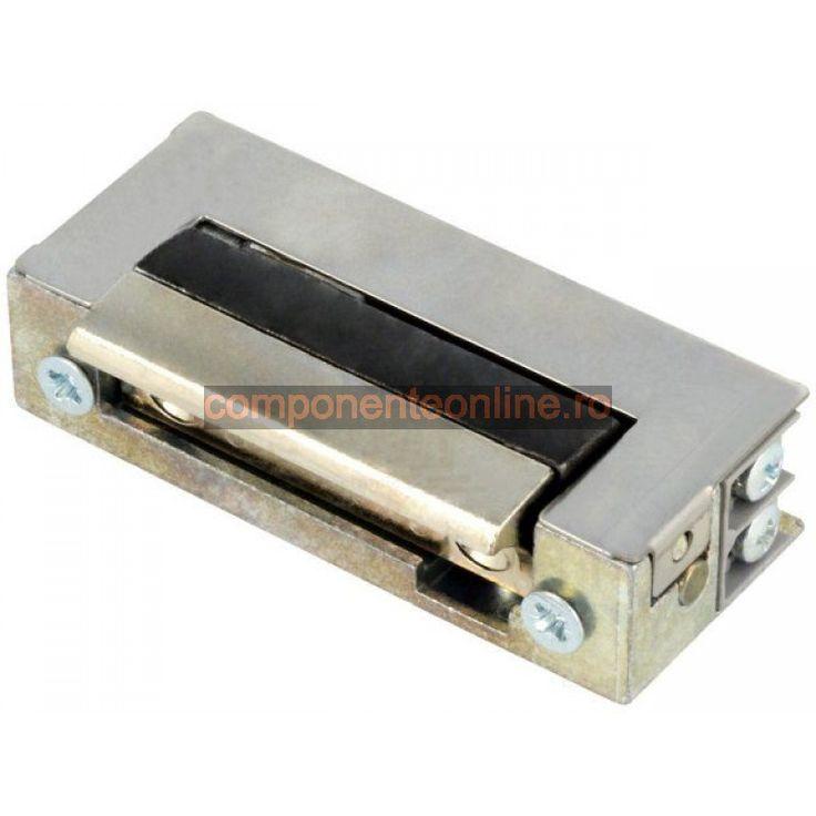 Yala electromagnetica, 12V, AC, DC, 16,5mm, cu memorie, Lockpol - 006956