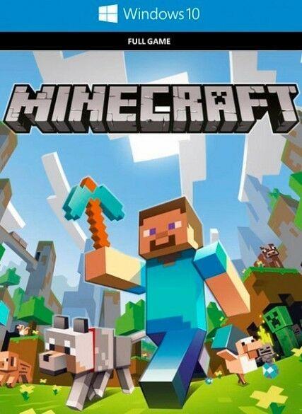 download game minecraft pc windows 10