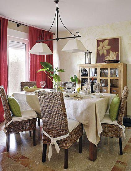 17 mejores ideas sobre decoración del hogar campestre en pinterest