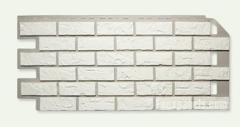 Nailon faux brick siding panels recreate the look of real brick with an easy to install design.