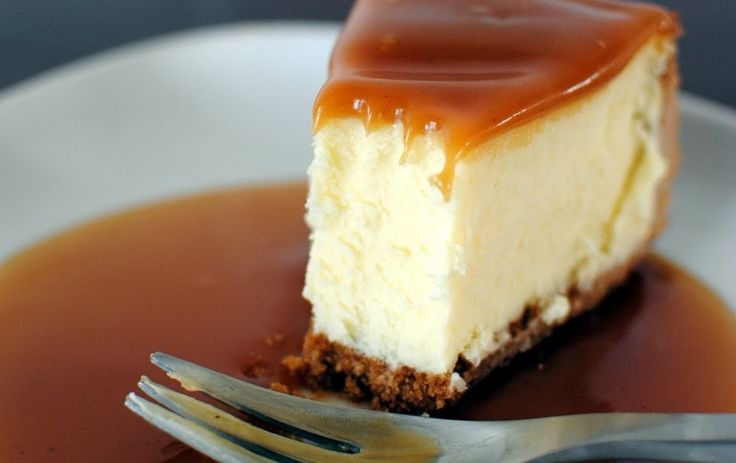 I'm back and I've brought cheesecake! I was really excited this morning to slice into this cheesecake and taste it. While my husband was g...