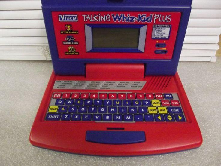 vtech laptop 90s   Old School