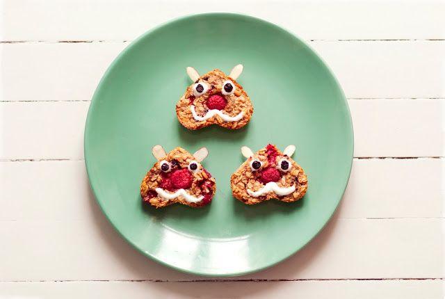 idafrosk: the food art blog