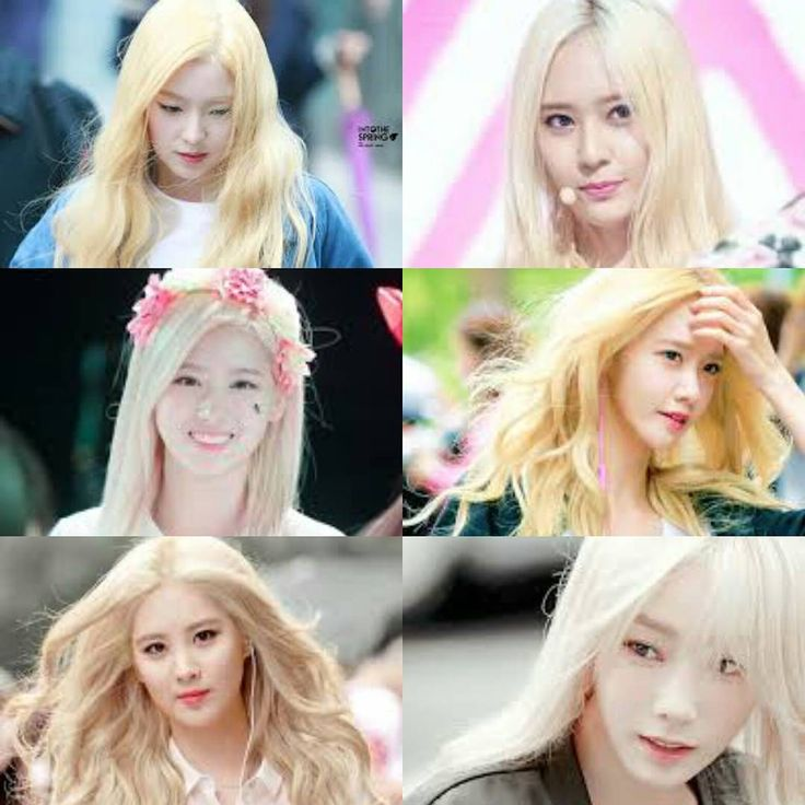 "Choose your best idol with blond  hair??  . .number 1 from up ""left to right"" 1_irene ""red velvet"" 2_krystal ""fx"" 3_sana ""twice"" 4_yoona ""gg"" 5_seohyun ""gg"" 6_taeyeno ""gg"" . .#irene#krystal#sana#yoona#seohyun#taeyeon#gg#twice#fx#redvelvet#blondhair#kpop#kpopgirlsgroup#best#girlsgroup ."