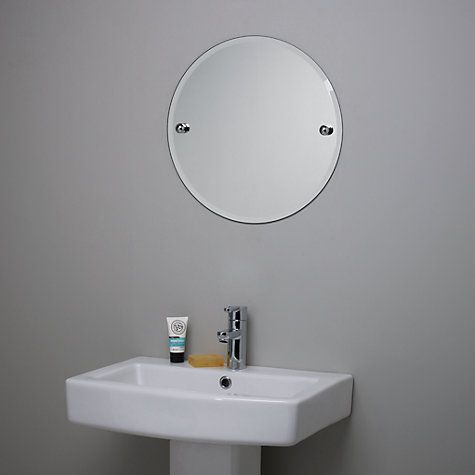 Buy John Lewis New Classic Bathroom Mirror Online at johnlewis.com