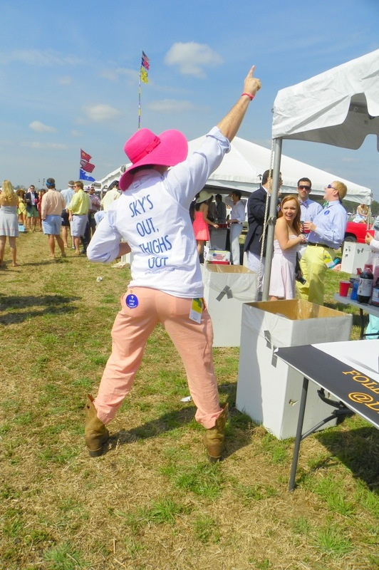 "Carolina Cup | Chubbies Shorts  ""Sky's out, thighs out"" is definitely going on the cooler!"