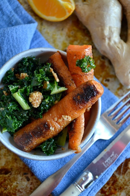 Kale Salad | Healthy Foods | Pinterest | Kale Salads, Kale and Carrots ...