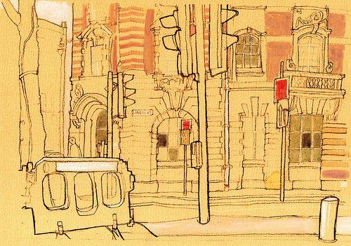 London Road Fire Station, Manchester (second version ) Caroline Johnson