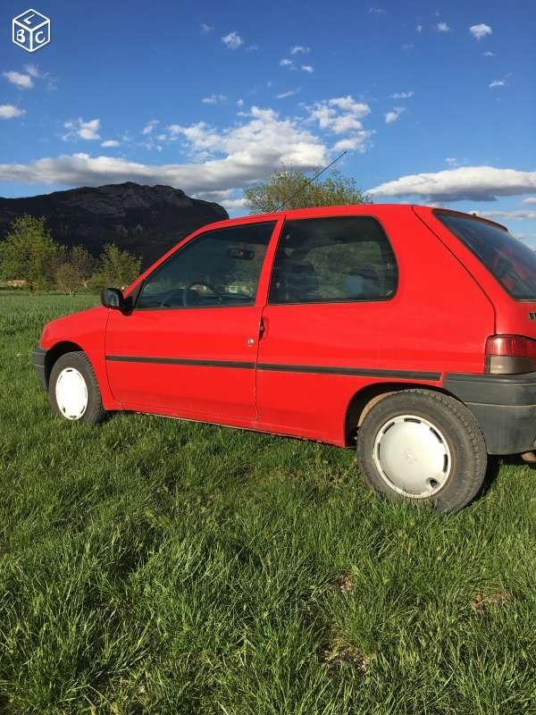 Peugeot 106 kid Ct ok tbe