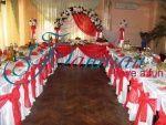 Чехлы на стулья Прокат, аренда Оформление свадебного зала : фотографии Свадебные услуги