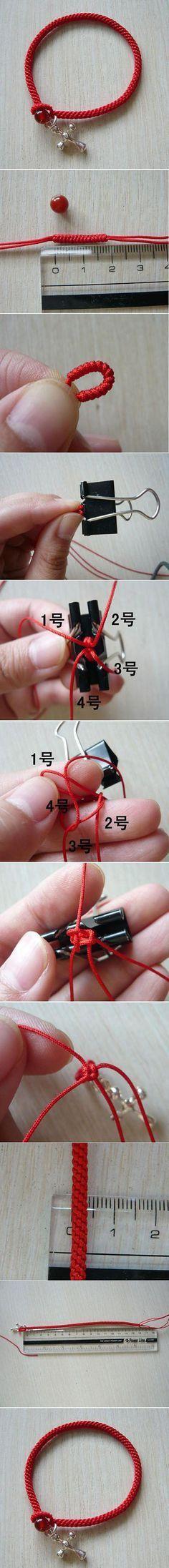 Easy Bracelet | DIY & Crafts Tutorials