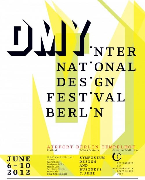 ZE123 COLLECTIVE thanks to the project FILIPPO are selected from the jury of DMY berlin