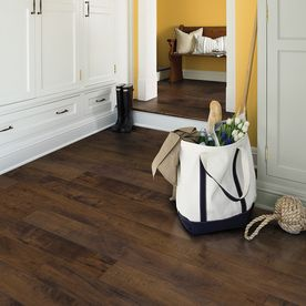 Chateau Maple Handscraped Wood Plank Pergo Laminate Flooring