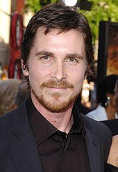 Christian Bale. Yes, of course he's #1.