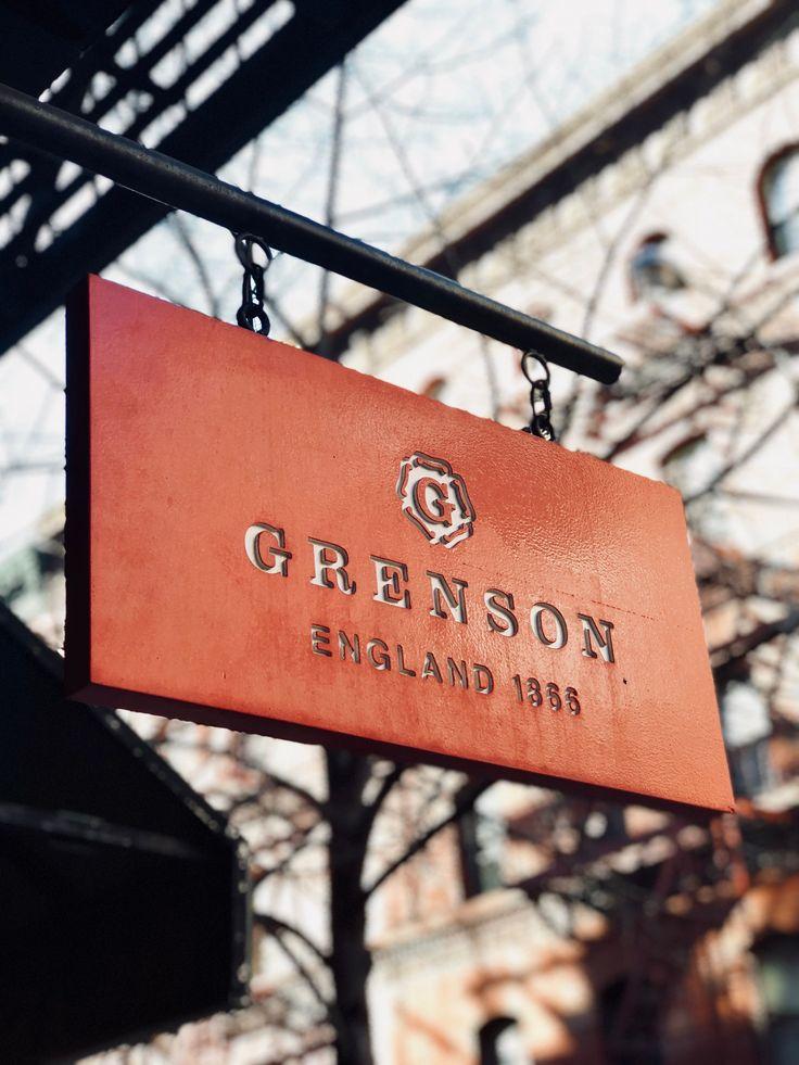 Grenson New York