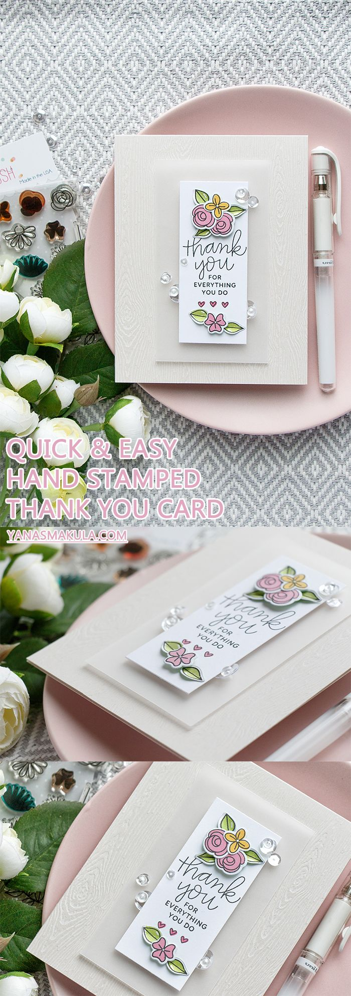 Pretty Pink Posh | Thank You For Everything You Do