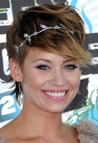 7 Stylish Suggestions on Styling a Pixie Cut ... | All Women Stalk