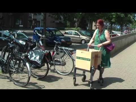 20 DIY Ways To Pimp Your Bike//// bike picnic basket