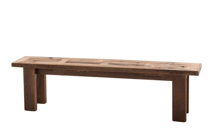 Wood Design Bench (1700W x 330D x 460H mm) RRP $449