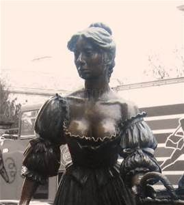 The popular Irish song, Molly Malone tells the story of the fictional tale of a young girl whom is a fishmonger.  She pushes her cart throughout the streets of Dublin, plying her trade.  Sadly, she…