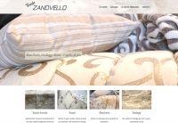 Sito web Tessile Zanovello: #webdesign, #sitiweb, #grafica, #sitinternet, #padova, #social, #webmarketing, #immagineintegrata,