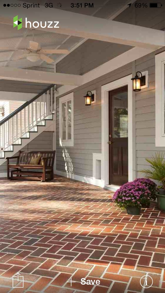 30 best pinnacle roofing shingles images on pinterest - Exterior house color schemes with red brick ...