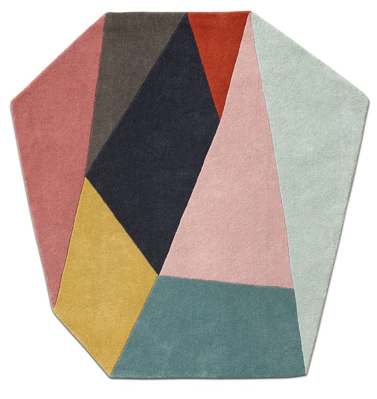 17 meilleures id es propos de tapis rond gris sur pinterest tapis fitness - Tapis carres multicolores ...