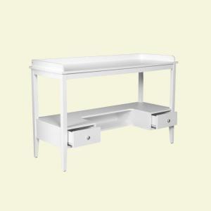 Piedmont Antique White Desk
